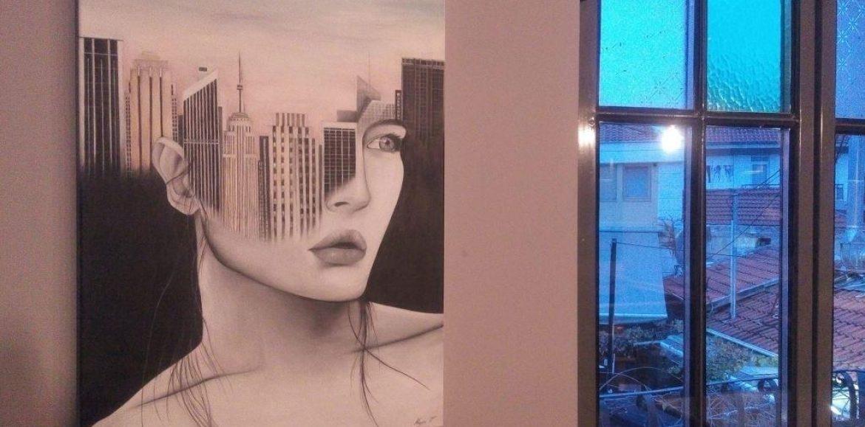 Έκθεση ζωγραφικής των καλλιτεχνών, μελών του Εργαστηρίου Ζωγραφικής  του Κωνσταντίνου Αρώνη στη Βέροια