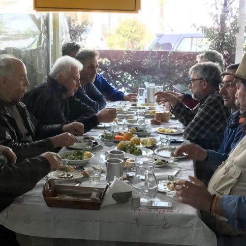 Συνάντηση του βουλευτή Γ. Ουρσουζίδη με αγρότες, συνεταιριστές και εμπόρους