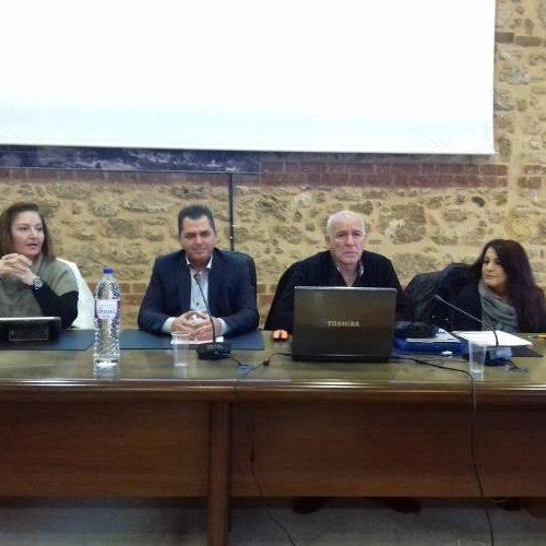 Πραγματοποιήθηκε σύσκεψη του Συντονιστικού οργάνου πολιτικής προστασίας της Π.Ε. Ημαθίας