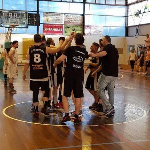 Μπάσκετ: Νίκη για τους Αετούς Βέροιας στο ημαθιώτικο ντέρμπι