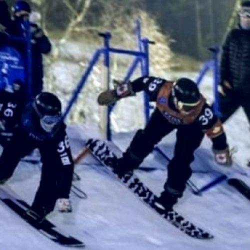 Στην 8η θέση ο Πετράκης στο Παγκόσμιο Κύπελλο της Φινλανδίας
