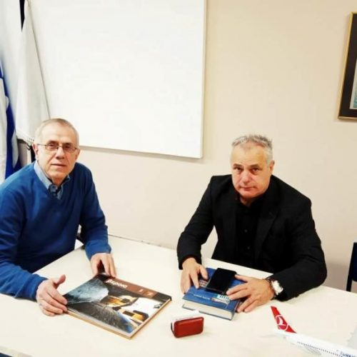 Συνεργασία του Δήμου Βέροιας με την Ένωση Τουριστικών Γραφείων Μακεδονίας Θράκης