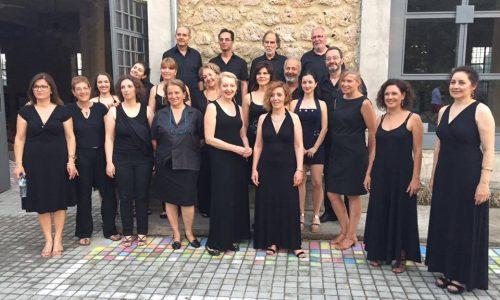"""Χριστουγεννιάτικη συναυλία με την χορωδία """"Ηχώ Βερόης"""", στην Παλιά Μητρόπολη Βέροιας"""