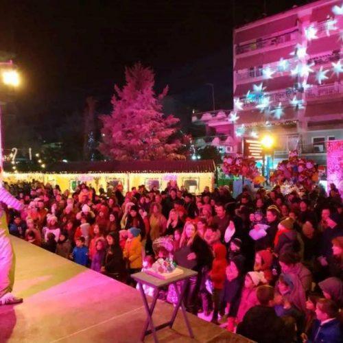 """Πετυχημένη η έναρξη της """"Γιορτής Σοκολάτας"""" στην Αλεξάνδρεια"""