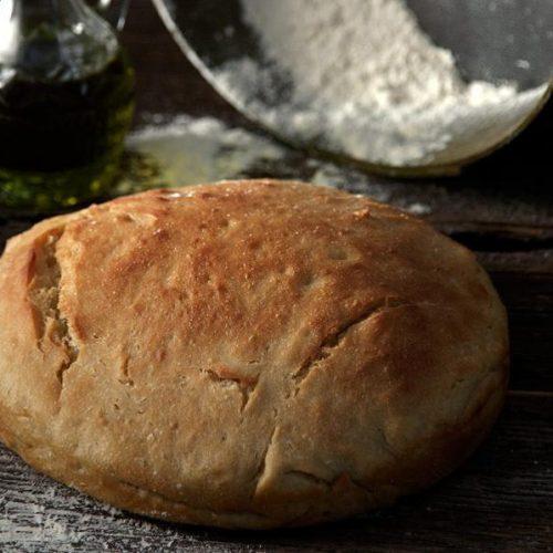 Πανεύκολο ψωμί χωρίς... ζύμωμα