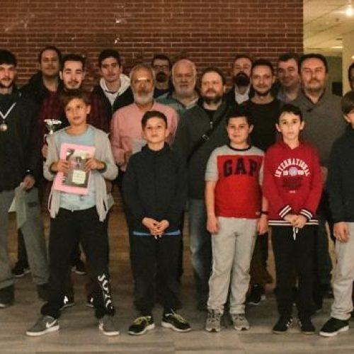 Ολοκληρώθηκε το 1ο Πανελλήνιο   Χριστουγεννιάτικο σκακιστικό τουρνουά στο Βόλο