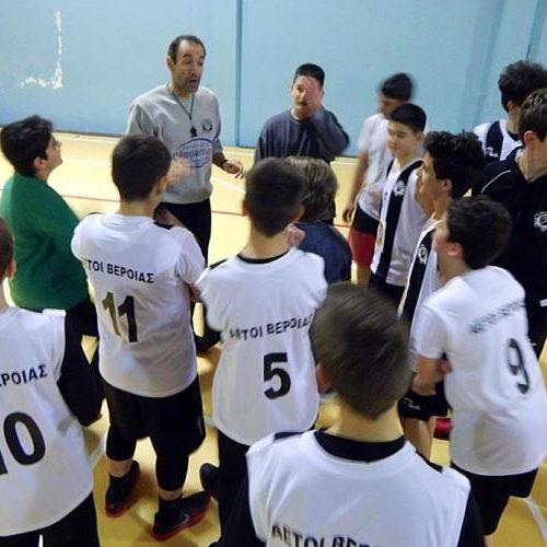 Μπάσκετ: Η αποχαιρετιστήρια γιορτή των Αετών Βέροιας και τα ημερολόγια του συλλόγου