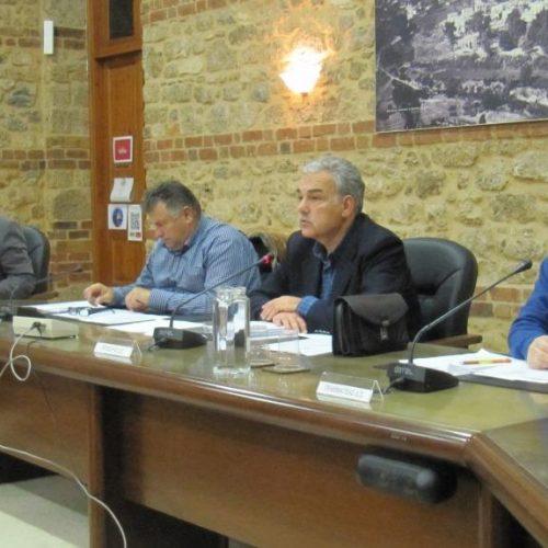 Ειδική συνεδρίαση του Δημοτικού Συμβουλίου Βέροιας, Δευτέρα 17 Δεκεμβρίου