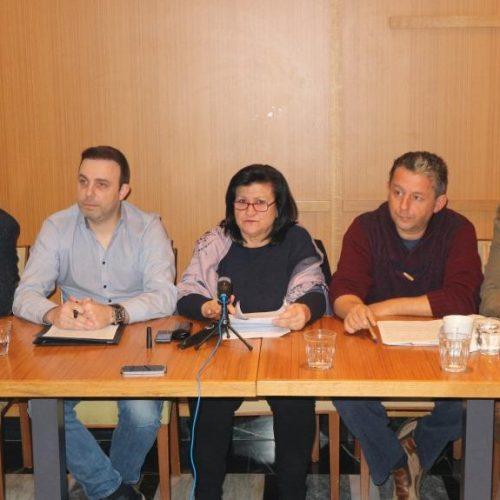 Το ΚΚΕ παρουσίασε τους υποψήφιους Δημάρχους στην Ημαθία