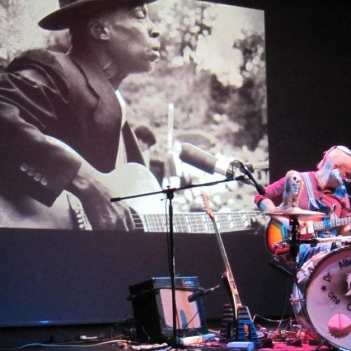 Μια ιστορική μουσική περιδιάβαση με τον Mickey Pantelous