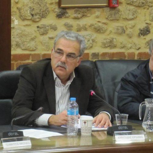 """Πέτρος Τσαπαρόπουλος:  """"Η επόμενη μέρα απαιτεί προγραμματικές συγκλίσεις. Αυτό δεν έγινε κατανοητό"""""""