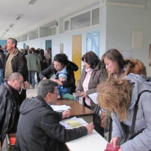 Σε εξέλιξη η εκλογική διαδικασία στην ΕΛΜΕ Ημαθίας