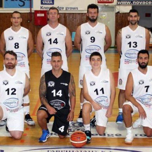 Μπάσκετ: Στην Αριδαία για το τελευταίο παιχνίδι του 2018 οι Αετοί Βέροιας - Το πρόγραμμα της 12ης αγωνιστικής