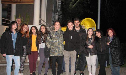 Επέστρεψαν οι μαθητές του τομέα Οικονομίας Διοίκησης του 1ου ΕΠΑΛ Βέροιας από την Βαρκελώνη