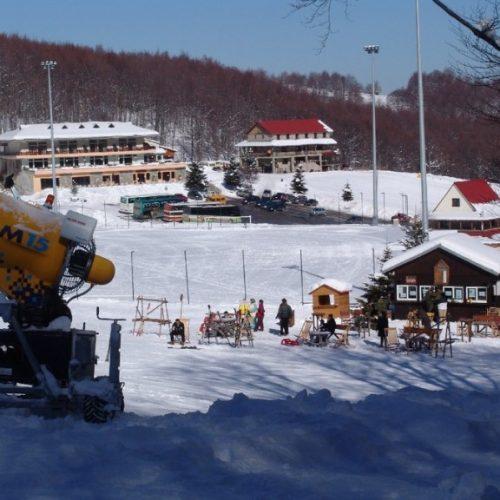Η λειτουργία του χιονοδρομικού κέντρου 3-5 Πηγάδια