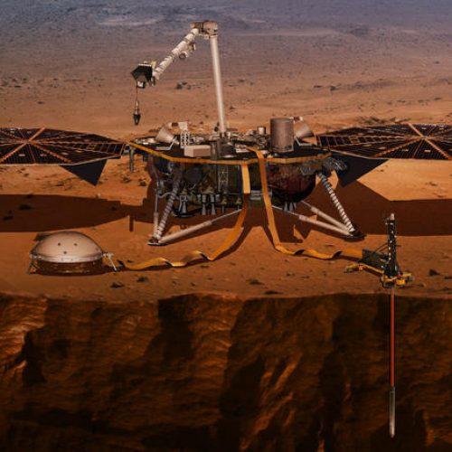 Ακούστε τον άνεμο στον Άρη – Για πρώτη φορά ηχογραφήθηκε στον κόκκινο πλανήτη (video)