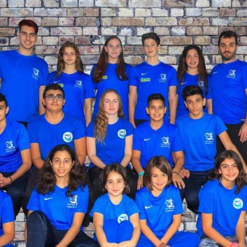 Πολύ καλή αρχή για την αγωνιστική ομάδα κολύμβησης του Πήγασου