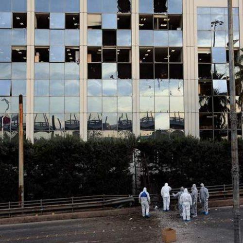 Πού στρέφονται οι έρευνες της ΕΛΑΣ για την βομβιστική επίθεση στο κτίριο του ΣΚΑΪ - Καθημερινής