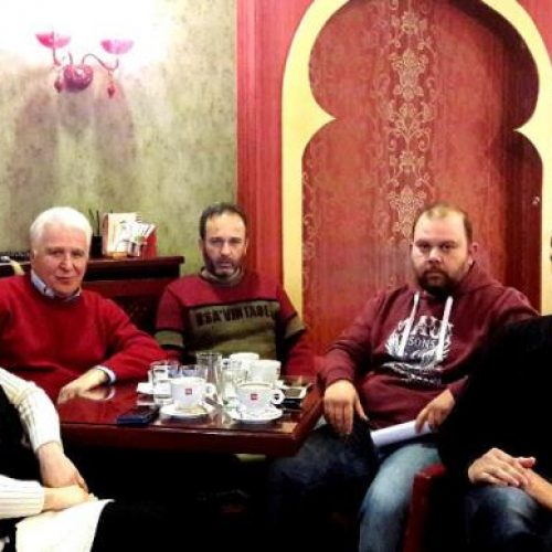 Συνάντηση με εκπροσώπους του Αγροτικού Συλλόγου Ημαθίας είχε ο Βουλευτής Γ. Ουρσουζίδης