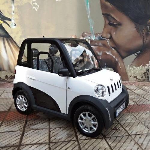 Η ΔΕΥΑΒ   παρουσίασε το πρώτο ηλεκτρικό   αυτοκίνητο στη Βέροια