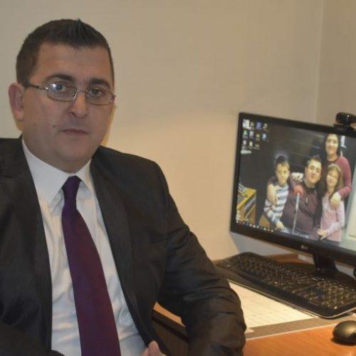 """Ο Μανώλης Πεχλιβανίδης υποψήφιος στην Τ. Κ. Μακροχωρίου με τον συνδυασμό """"Δράση Με Γνώση"""""""