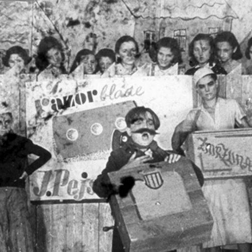 """""""Brundibar: Μια όπερα κατά του Χίτλερ στο στρατόπεδο συγκέντρωσης του Τερεζίν""""  γράφει ο Μιχάλης Κονιόρδος"""