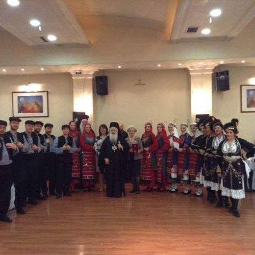 Το Λύκειο  Ελληνίδων   Βέροιας σε εκδήλωση της Μητρόπολης