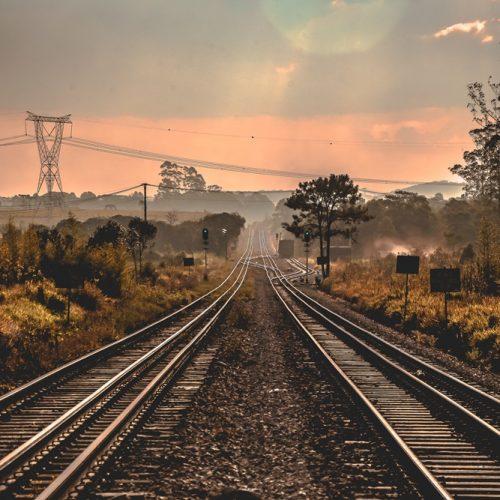"""Ελισάβετ Τάρη """"Τρένων διαδρομές"""""""