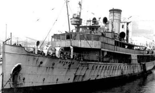 """Ναυάγιο """"Χειμάρρα"""", o ελληνικός """"Τιτανικός"""" στο Νότιο Ευβοϊκό, 19 Ιανουαρίου 1947"""