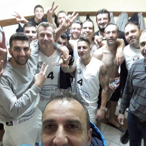 Μπάσκετ: Πέρασαν με ευρύ σκορ από τα Γιαννιτσά οι Αετοί Βέροιας