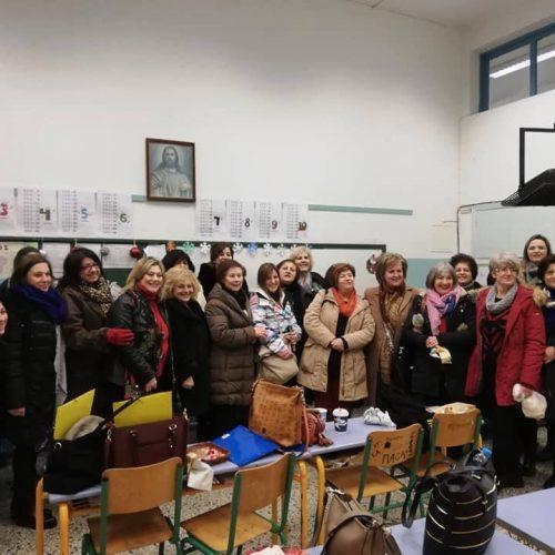 Έκοψε τη βασιλόπιτα το Κοινωνικό Πανεπιστήμιο Ενεργών Πολιτών Βέροιας