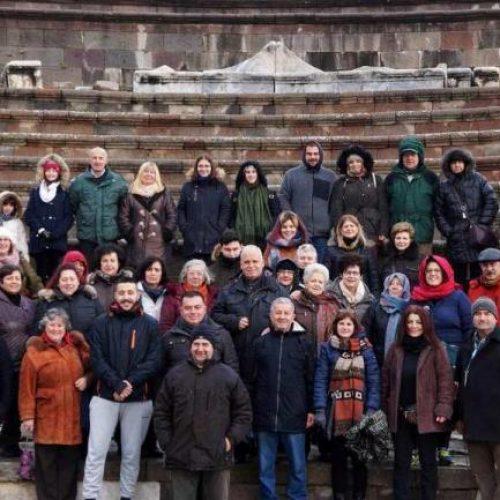 Στα παράλια της Μικράς Ασίας βρέθηκε η Εύξεινος Λέσχη   Νάουσας