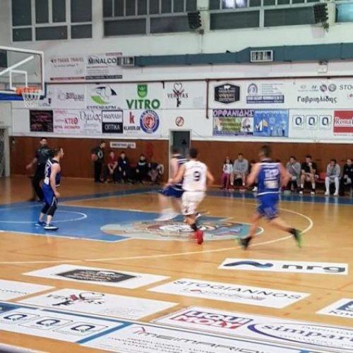 Μπάσκετ: Η πρώτη εντός έδρας ήττα των Αετών Βέροιας