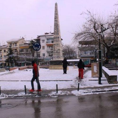 Νέα ανακοίνωση του Δήμου Νάουσας - Κλειστά τα σχολεία αύριο,  Τρίτη 8 Ιανουαρίου
