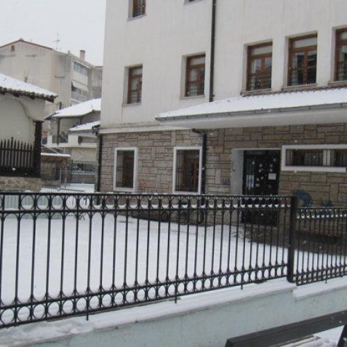 Κλειστά τα σχολεία  στην Ημαθία και αύριο Παρασκευή 11 Ιανουαρίου