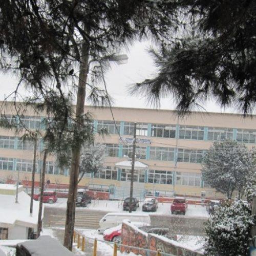 Κλειστά τα σχολεία   αύριο, Τετάρτη 9 Ιανουαρίου, στο Δήμο Βέροιας
