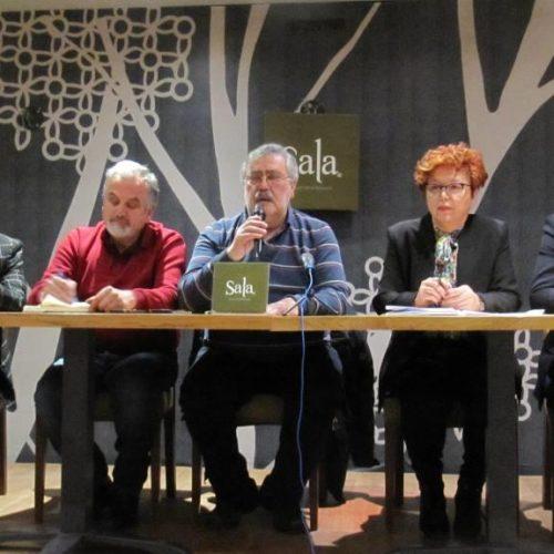 Συνέντευξη τύπου της  Συντονιστικής Επιτροπής του Συλλαλητηρίου  για τη Μακεδονία στη Βέροια