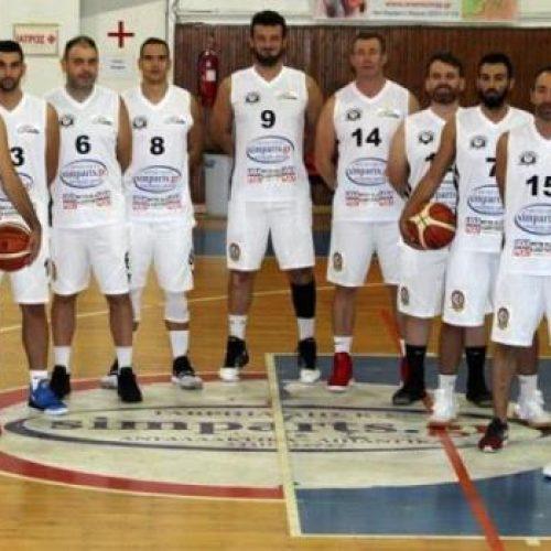 Μπάσκετ: Πρώτο ματς για το 2019 οι Αετοί Βέροιας, τελευταίο για τον πρώτο γύρο