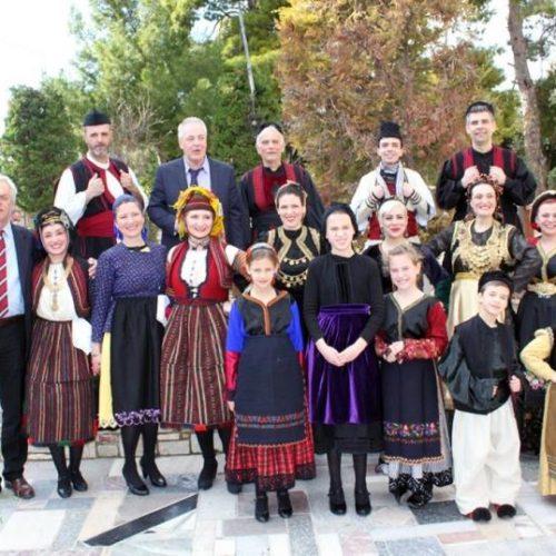 Συντροφιά  Βλάχων Αθήνας: Ευχαριστήρια επιστολή  στον Σύλλογο Βλάχων Βέροιας