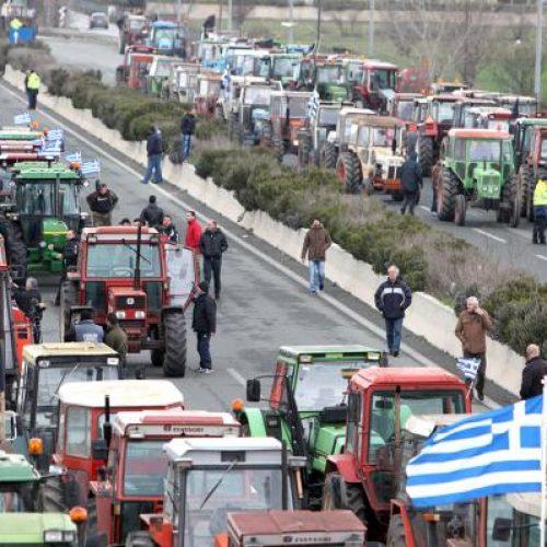 Εργατικό Κέντρο Νάουσας: Η τρομοκρατία δεν θα περάσει, αλληλεγγύη στον αγώνα της αγροτιάς