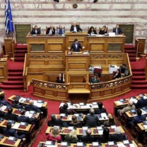 Σενάρια για άμεση κατάθεση της Συμφωνίας των Πρεσπών στη Βουλή