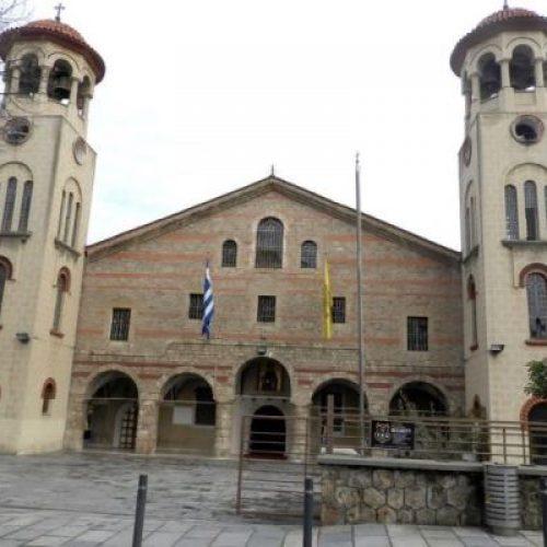 Πανηγυρίζει ο Ναός του Αγίου Αντωνίου στη Βέροια