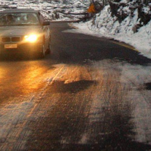 Οι δρόμοι της Κ. Μακεδονίας στους οποίους είναι απαραίτητη η χρήση αντιολισθητικών αλυσίδων (9/1/'19 ώρα 09 μμ)