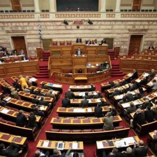 Πέρασε η συμφωνία των Πρεσπών από την επιτροπή της Βουλής - Ο λόγος τώρα στην Ολομέλεια