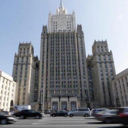 Στο Συμβούλιο Ασφαλείας του ΟΗΕ η Ρωσία για τη συμφωνία των Πρεσπών - Η ανακοίνωση  του ρώσικου ΥΠΕΞ