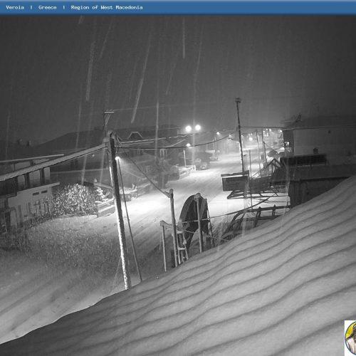 Ολικός παγετός  σήμερα   και στους τρεις Δήμους της Ημαθίας - Οι αναμενόμενες   θερμοκρασίες