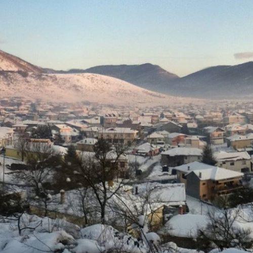 Πολικές θερμοκρασίες στη Βόρεια Ελλάδα