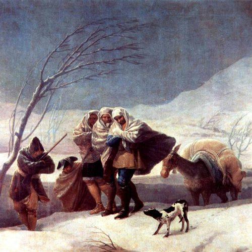 Χιονισμένα τοπία - είκοσι από τα πιο διάσημα έργα ζωγραφικής