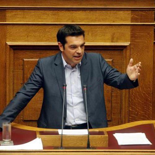 """Αλέξης Τσίπρας: """"Πήρα το ρίσκο να ζητήσω καθαρές λύσεις"""""""
