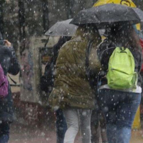 """Έρχεται ο """"Φοίβος"""". Βροχές και καταιγίδες  σ' όλη  τη χώρα"""